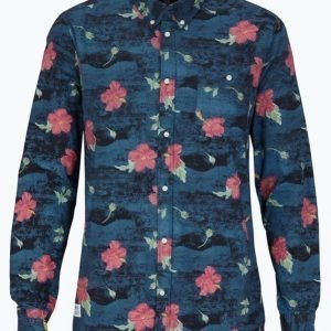Wesc Concrete Flower Paita Slim Fit