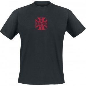 West Coast Choppers Iron Cross T-paita