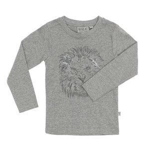 Wheat pitkähihainen T-paita