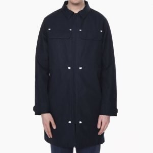 White Mountaineering Gore-Tex Paclite Cotton Weather Work Coat