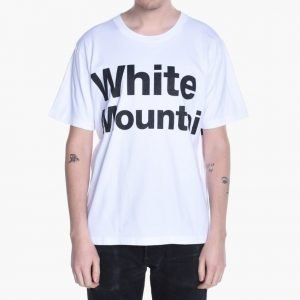 White Mountaineering Knitted Printed Tee