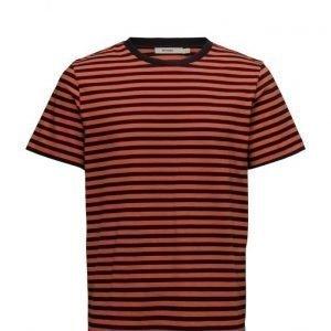 Whyred Art Stripe lyhythihainen t-paita