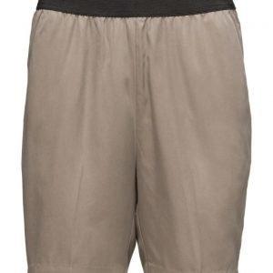 Whyred Blue Elastic Tencel Shorts shortsit