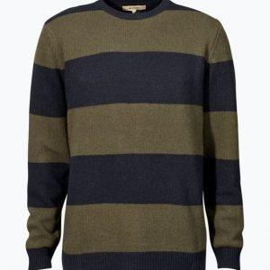Whyred Coil Black Stripe Neulepusero