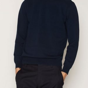 Whyred Coil Knit Pusero Navy