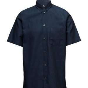 Whyred Colin Ss Cotton Linen lyhythihainen paita