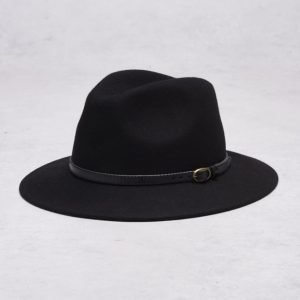 Wigéns Fedora Country Hat 099 Black