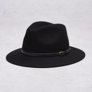 Wigéns Fedora Country Hat 099 Black