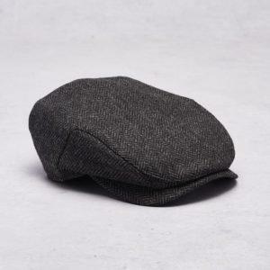 Wigéns Ivy Classic Cap 096 Dark Grey Melange
