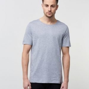 William Baxter Baxter Tee Grey Melange