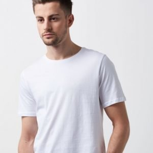 William Baxter Baxter Tee White