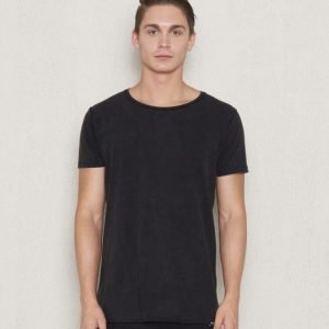 William Baxter Bob Tee Black Washed