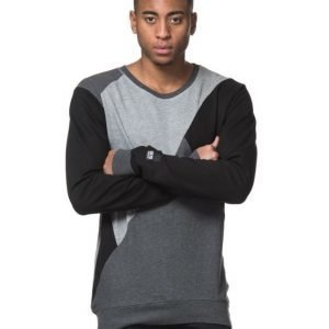 William Baxter Conall Sweater Grey/Black