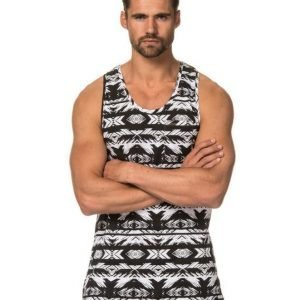 William Baxter Dylan Inka Vest Printed