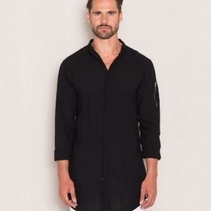 William Baxter Edison Shirt Black