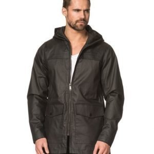 William Baxter Evan Coated Jacket