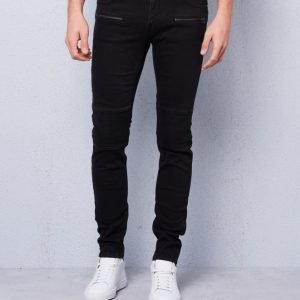 William Baxter Joe Superslim Biker Black