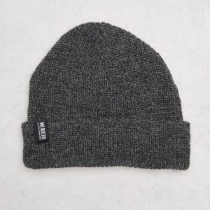 William Baxter Paul Beanie Black/Grey