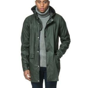William Baxter Perry Raincoat Olive