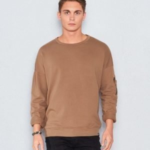 William Baxter Pete Sweater Beige