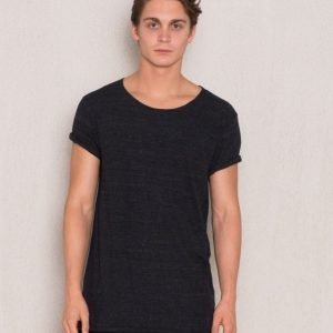William Baxter Rick Mix Tee Dark Grey