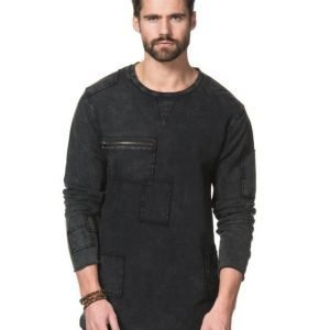 William Baxter Rod Sweater Black