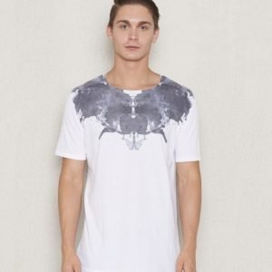 William Baxter Seb Dye Tee White