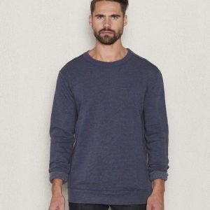 William Baxter Stanley Sweater Dark Blue