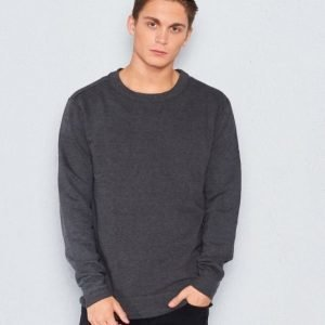 William Baxter Stanley Sweater Dark Grey