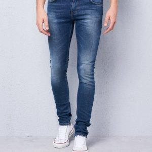 William Baxter Tim Superslim Dk Blue