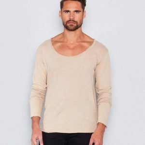 William Baxter William Longsleeve Beige