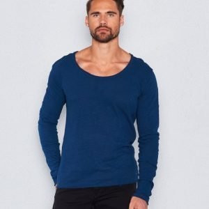 William Baxter William Longsleeve Navy