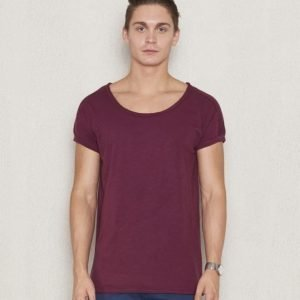 William Baxter William Tee Aubergine