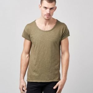 William Baxter William Tee Khaki Green