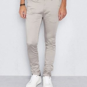 William Baxter Zack Slim Chino Grey