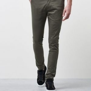 William Baxter Zack Slim Chino Olive