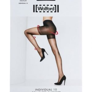 Wolford Individual 10 Den Complete Support Tukisukkahousut