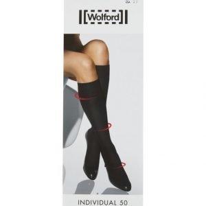 Wolford Individual 50 Den Leg Support Polvisukat