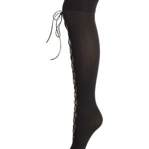 Wolford Lace Up Overknees polvisukat