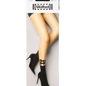 Wolford Lace Up Sukat