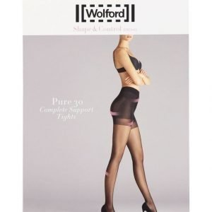 Wolford Pure 30 Complete Support Tukisukkahousut
