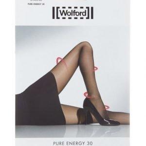 Wolford Pure Energy 30 Den Leg Vitalizer Sukkahousut