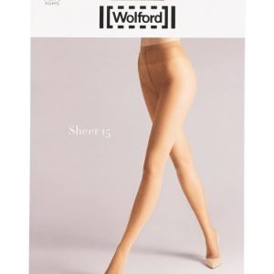 Wolford Sheer 15 Den Sukkahousut 3-Pack
