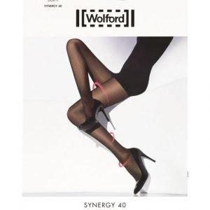 Wolford Synergy Leg Support 40 Den Sukkahousut