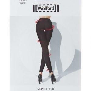 Wolford Velvet 100 Leg Support Leggingsit