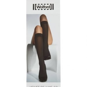 Wolford Velvet De Luxe 50 Den Polvisukat