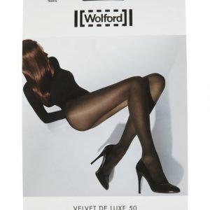 Wolford Velvet De Luxe 50 Den Sukkahousut