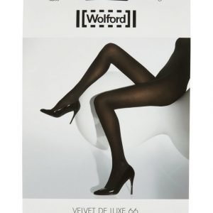 Wolford Velvet De Luxe 66 Den Sukkahousut
