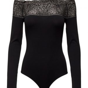 Wolford Viscose Lace String Body body