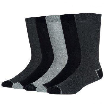 Wolsey Heel And Toe Socks 5 pakkaus